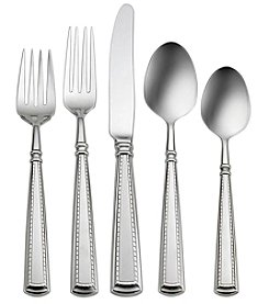 Oneida® Couplet 20-pc. Flatware Set