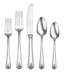 Oneida® Deauville 1929 45-pc. Flatware Set