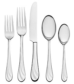 Oneida® Fiorella 65-pc. Flatware Set