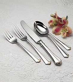 Oneida® Golden Juilliard 20-pc. Flatware Set