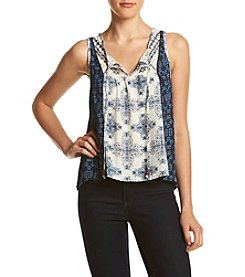 Jolt® Pattern Tank Top
