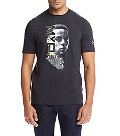 Under Armour® Men's Curry Trust Commit Care Short Sleeve Tee