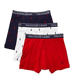 Polo Ralph Lauren® Men's 3-Pack Boxer Briefs
