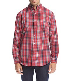Chaps® Men's Long Sleeve Easy-Care Button Down Shirt