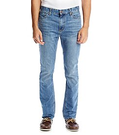 Ruff Hewn Men's Slim Straight Fit Denim