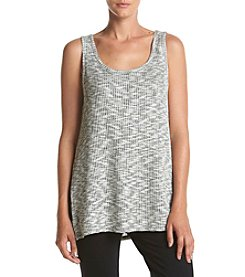 August Silk® Knit Tank With Underlay