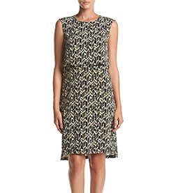 Jones New York® Printed Popover Dress