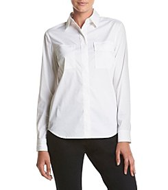 Jones New York® Button Down Top