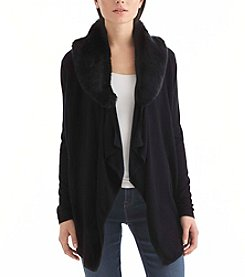 Nine West Jeans® Riley Drapey Cardigan