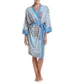 Echo Patchwork Robe