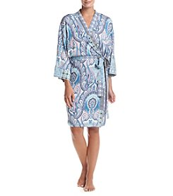 Echo Printed Robe