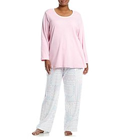 Intimate Essentials® Plus Size Pajama Set