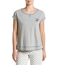 Tommy Hilfiger® Capped Sleeve Pajama T-Shirt