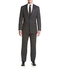 Austin Reed Men's Gray Stripe Suit
