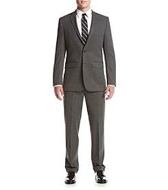 Van Heusen Men's Gray Stretch Suit Separates
