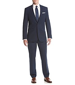 Van Heusen Men's Blue Stretch Suit Separates