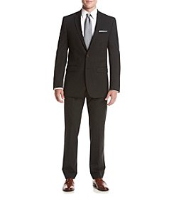Van Heusen Men's Pin Dot Stretch Suit Separates