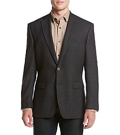 Austin Reed Men's Mini Plaid Sport Coat