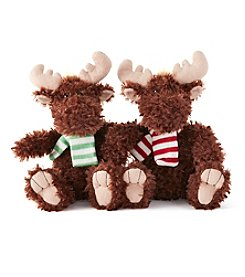 Boys & GIrls Club of America Holiday Moose With Scarf