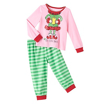 ... UPC 000716460563 product image for Komar Kids Girls  2T-4T 2-Piece  Elfie ... eb25d9d46