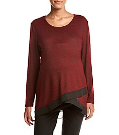 Three Seasons Maternity™ Crossover Top