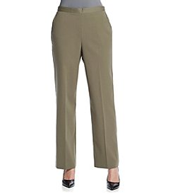 Alfred Dunner® Cactus Ranch Pull On Regular Pants