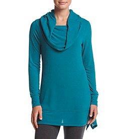 Cupio Solid Cowl Neck Sweater