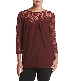 Adiva Lace Detailed Top