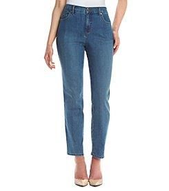 Gloria Vanderbilt® Petites' Amanda Short  Denim Jeans