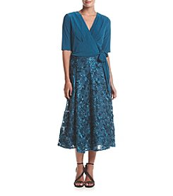 Alex Evenings® Tea-Length Party Dress