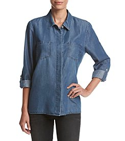 Nine West Jeans® Rachelle Denim Top