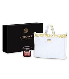 Versace® Crystal Noir Gift Set (A $124.00 Value)