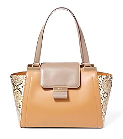 Lauren Ralph Lauren® Lynwood Medium Leather Shopper