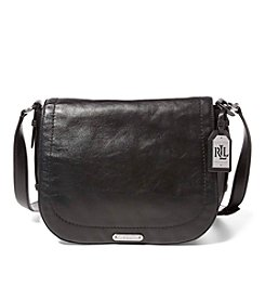 Lauren Ralph Lauren® Glennmore Leather Larisa Messenger Bag
