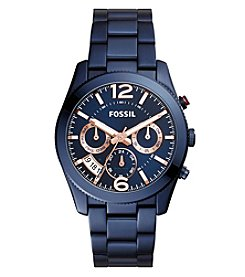 Fossil® Women's Perfect Boyfriend Watch With Link Bracelet
