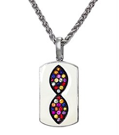 Effy® 925 Collection Sapphire Pendant In Sterling Silver