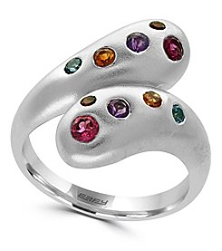 Effy® Multicolor Gemstone Ring In Sterling Silver