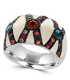 Effy® 925 Collection Multicolor Gemstone Ring In Sterling Silver