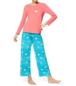 HUE® Socks And Pajamas Set