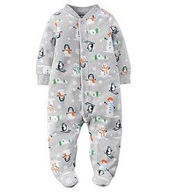 Carter's® Baby Boys Penguin & Snowman Footie