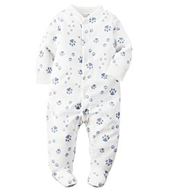Carter's® Baby Boys' Paw Prints Footie