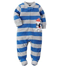 Carter's® Baby Boys Dalmatian Striped Footie