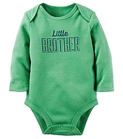 Carter's® Baby Boys Little Brother Bodysuit