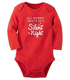 Carter's® Baby Silent Night Bodysuit