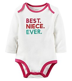 Carter's® Baby Girls' Best Niece Ever Bodysuit