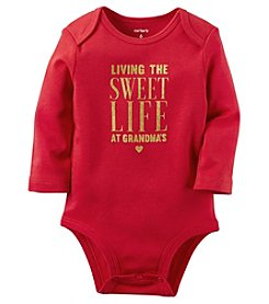Carter's® Baby Girls' Sweet Life Bodysuit