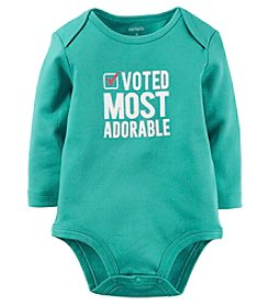 Carter's® Baby Girls' Voted Most Adorable Bodysuit