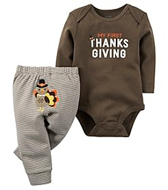 Carter's® Baby 2-Piece First Thanksgiving Set