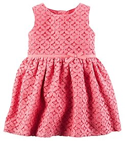 Carter's® Baby Girls' Lace Dress Set