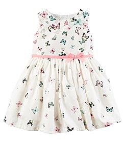 Carter's® Baby Girls' Butterfly Dress Set